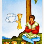 four of cups tarot card meanings