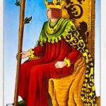 king of wands tarot card meanings