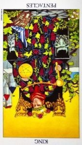 king of pentacles tarot card meanings