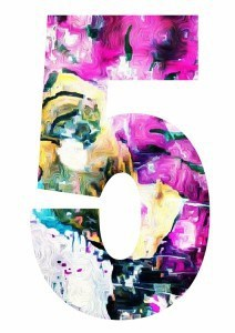 five numerology meaning